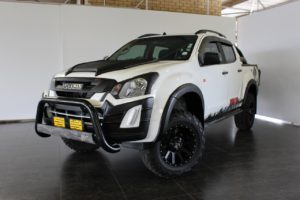 Conquer the Urban Jungle Like a True Predator | CMH Isuzu East Rand