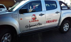 SPONSORING THE LIONS