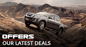 CMH Isuzu Latest Offers