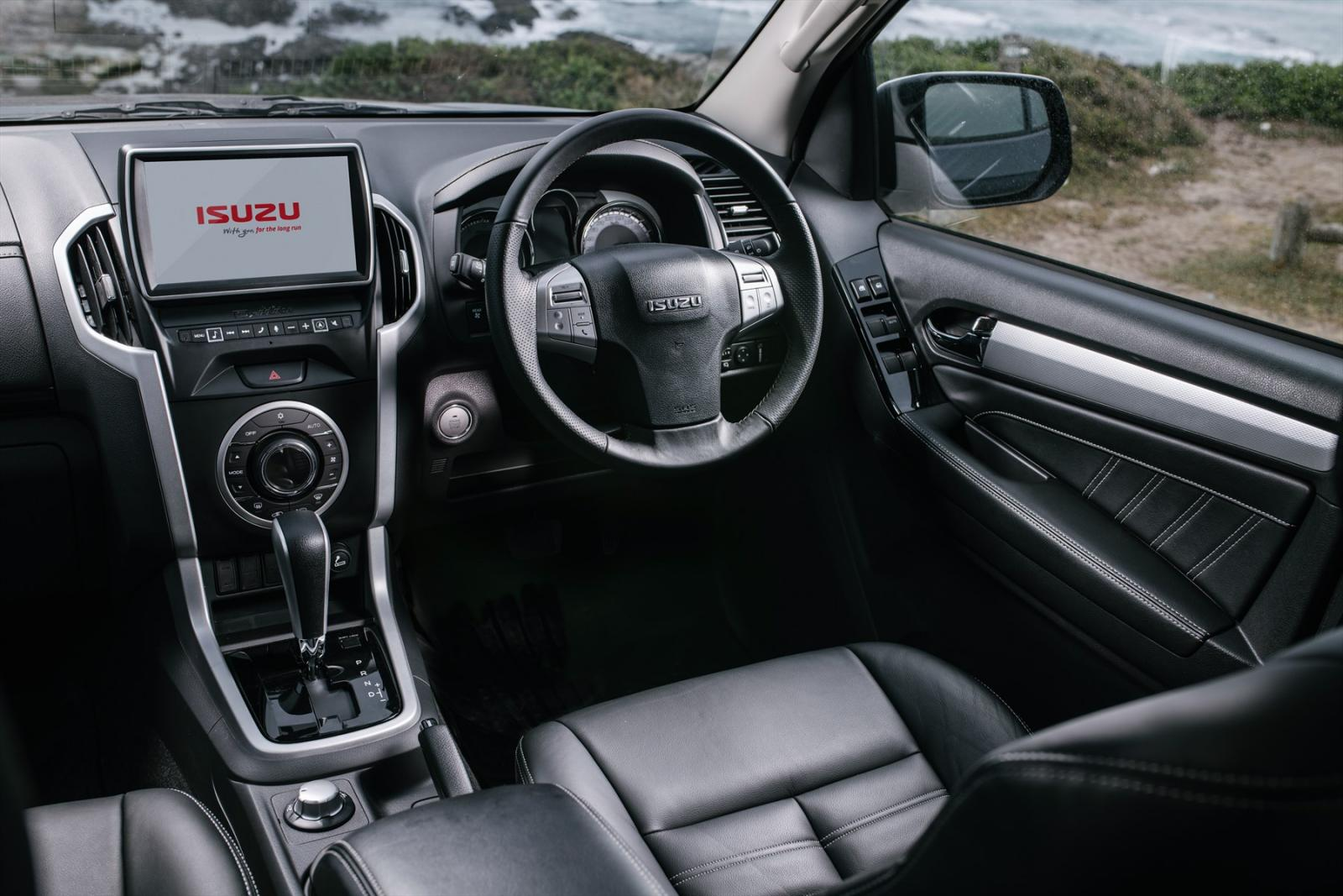 Isuzu Mu X Announcement