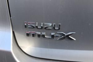 CMH Isuzu- Isuzu Mu-X Badge