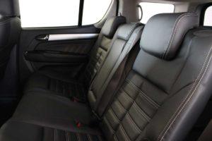 CMH Isuzu East Rand- Isuzu Mu-X interior rear