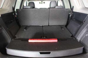 CMH Isuzu East Rand- Isuzu Mu-X interior boot