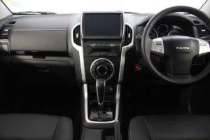 CMH Isuzu East Rand- Isuzu Mu-X interior front
