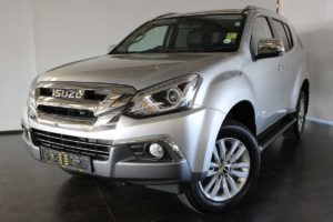 The Brand New Isuzu Mu-X – Excellent Choice In SUV