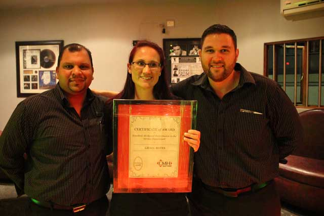 CMH Isuzu East Rand person of the year