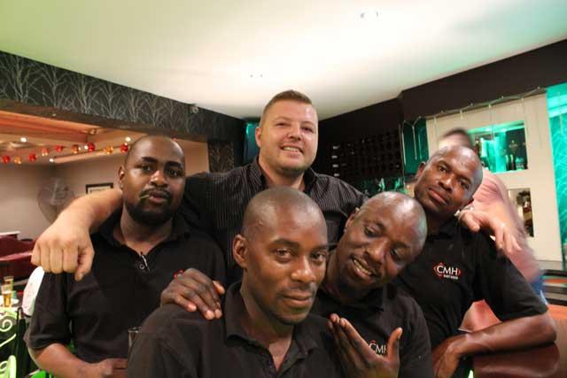 Isuzu East Rand Workshop Team