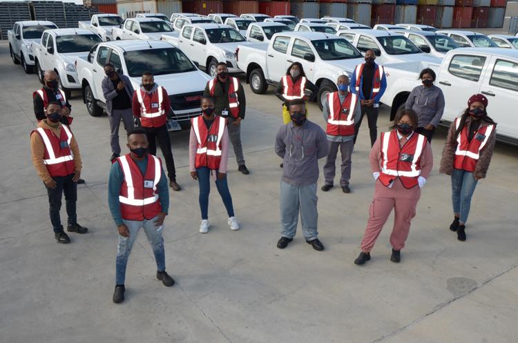 CMH Isuzu East Rand - Isuzu youth training service program