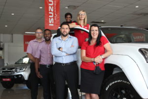 CMH Isuzu East Rand New Department