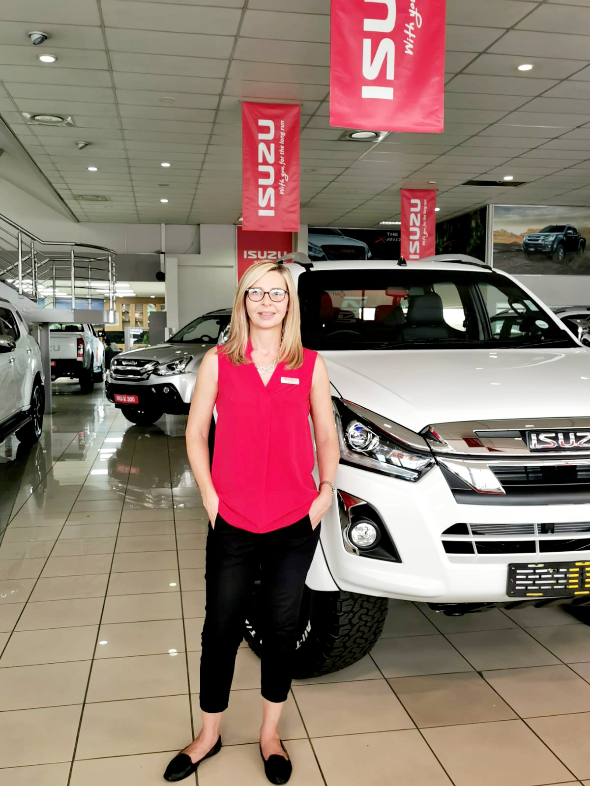Ruth Matthews New Vehicle Sales Manager